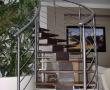 thumbs escalier metallique bois Réalisations
